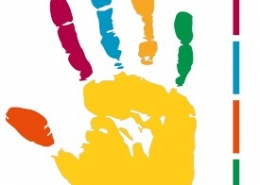 Hand Logo Aktion Saubere Hände